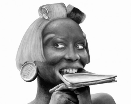 French icon ORLAN