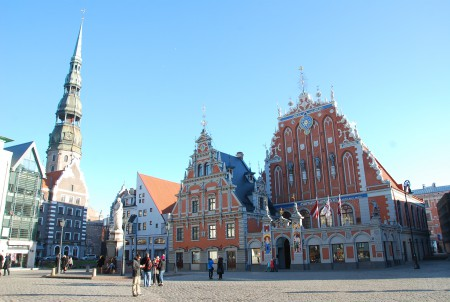 Old Riga walking tour