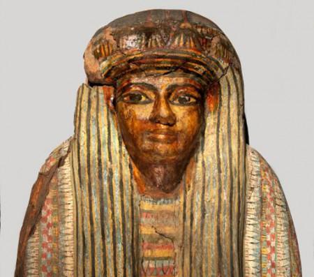 Tutankhamun's Amber