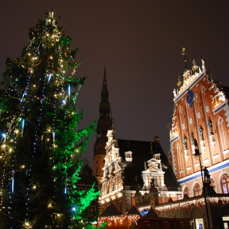 Christmas in Riga