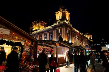 A Decade of Festive Delight at the Belfast Christmas Market