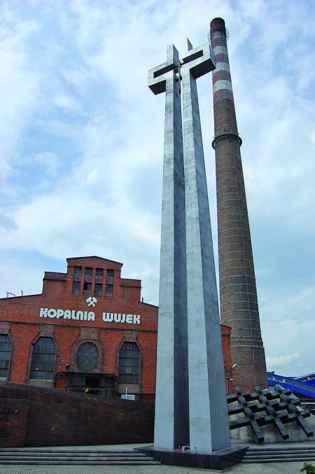 Wujek Mine