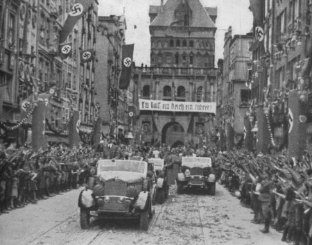 World War II in Gdansk