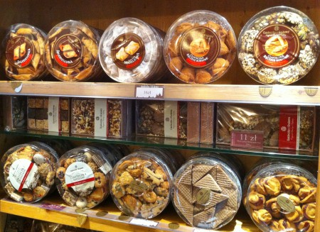 Specialty Food & Sweets Shops in Kraków