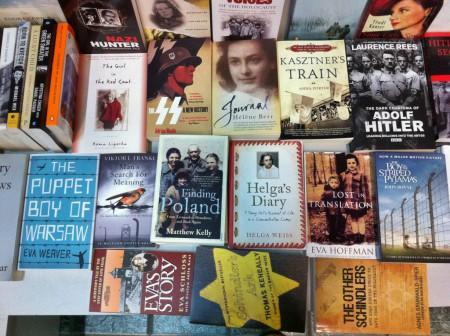 Kraków Bookshops & Record Stores