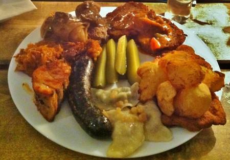 Kraków Polish Restaurants