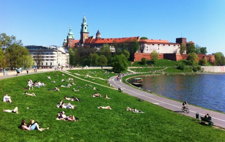 Leisure in Kraków