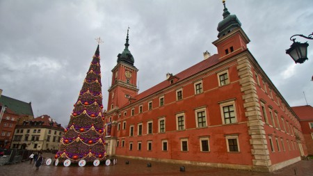 Christmas in Warsaw