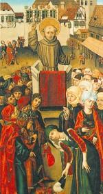 John of Capistrano in Wrocław