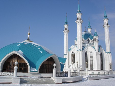 Sightseeing in Kazan