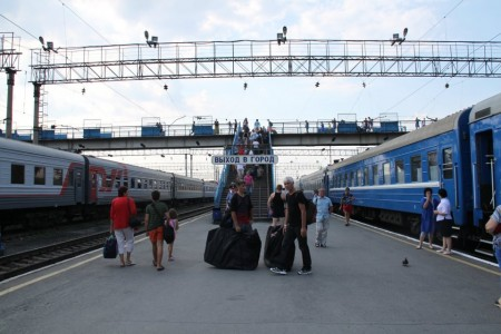 The History of Russian Railways