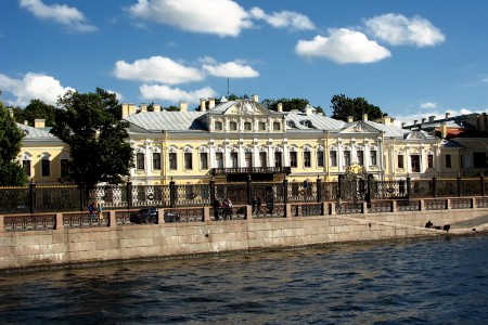 Palaces of St. Petersburg