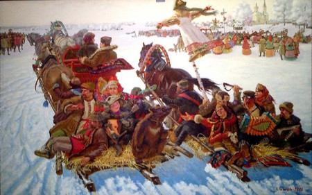 Old Russian Christmas Traditions