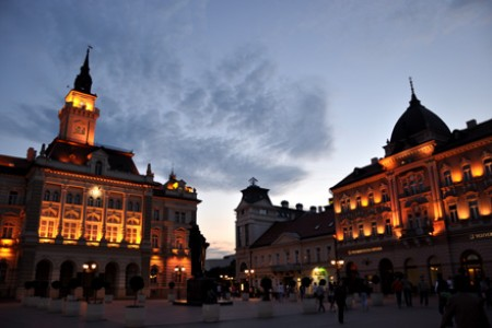 Novi Sad In Your Pocket