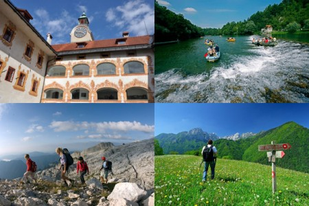 Slovenia's European Destinations of ExcelleNce