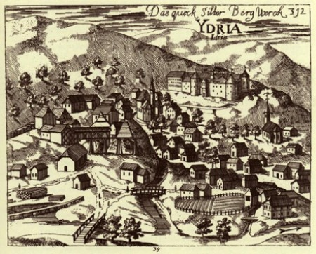 Idrija's Mercury Mine