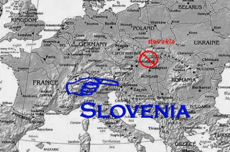 Where is Slovenia?