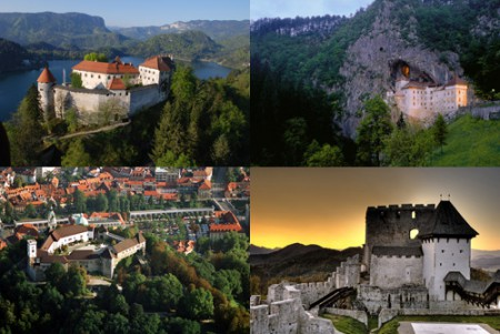 Best Castles in Slovenia
