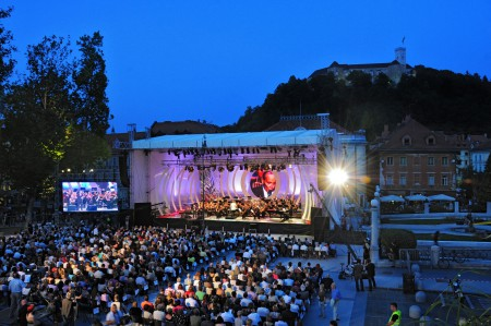 Top 10 Summer Festivals in Slovenia 2014