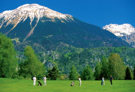 Best Golf Courses in Slovenia 2014