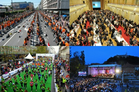 Best Annual Events in Ljubljana
