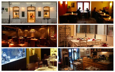 The Top 10 Most Romantic Restaurants in Ljubljana 2014