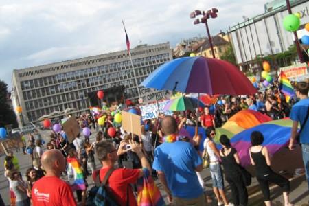 Gay & Lesbian Ljubljana