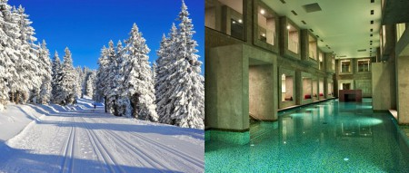 Best Slovenian Ski & Spa Resorts