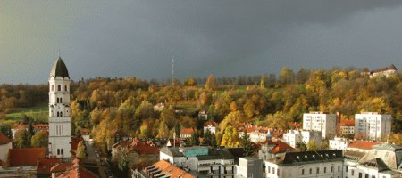 Slovenian Weather