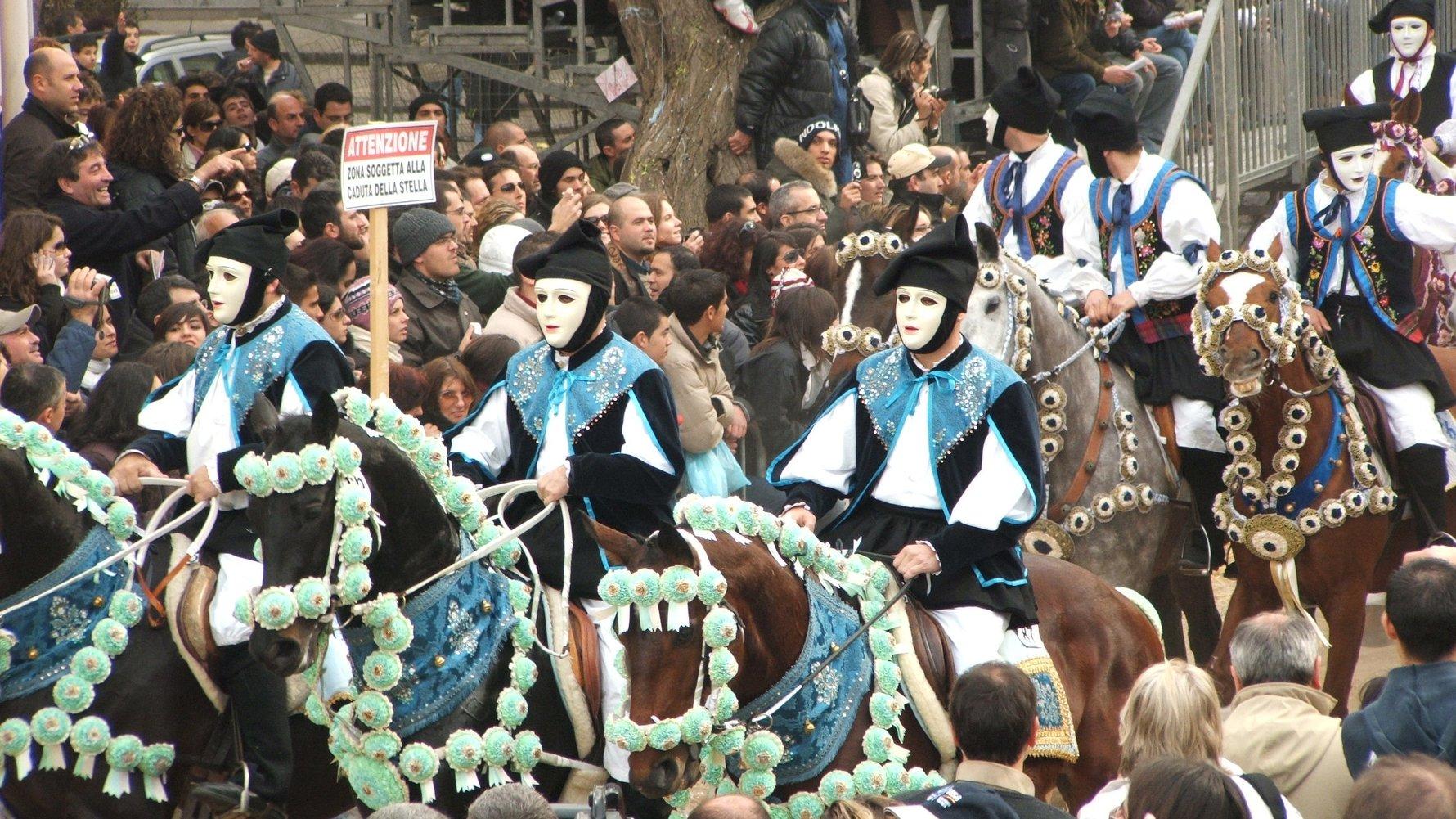 Sa Sartiglia 2020, Oristano's Equestrian Carnival © Fondazione Sa Sartiglia