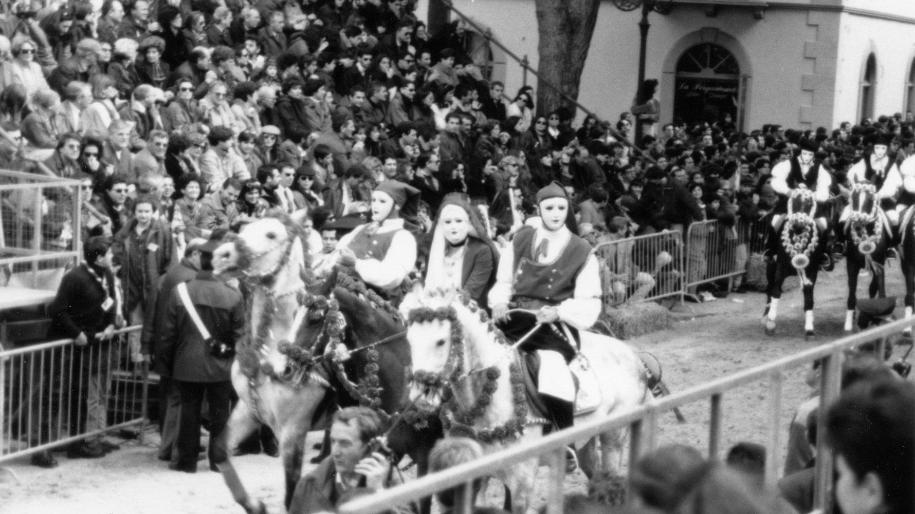 Sa Sartiglia 2020, Oristano's Equestrian Carnival © frabuleuse - Flickr