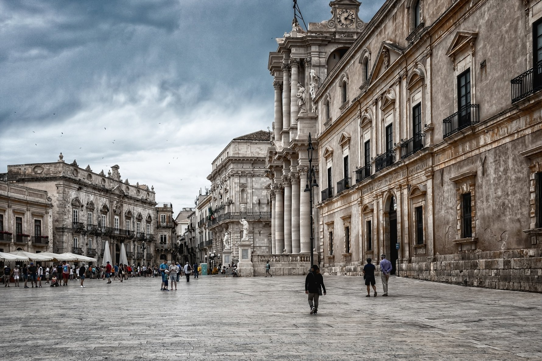 Syracuse or Siracusa in Sicily © Peter H / Pixabay