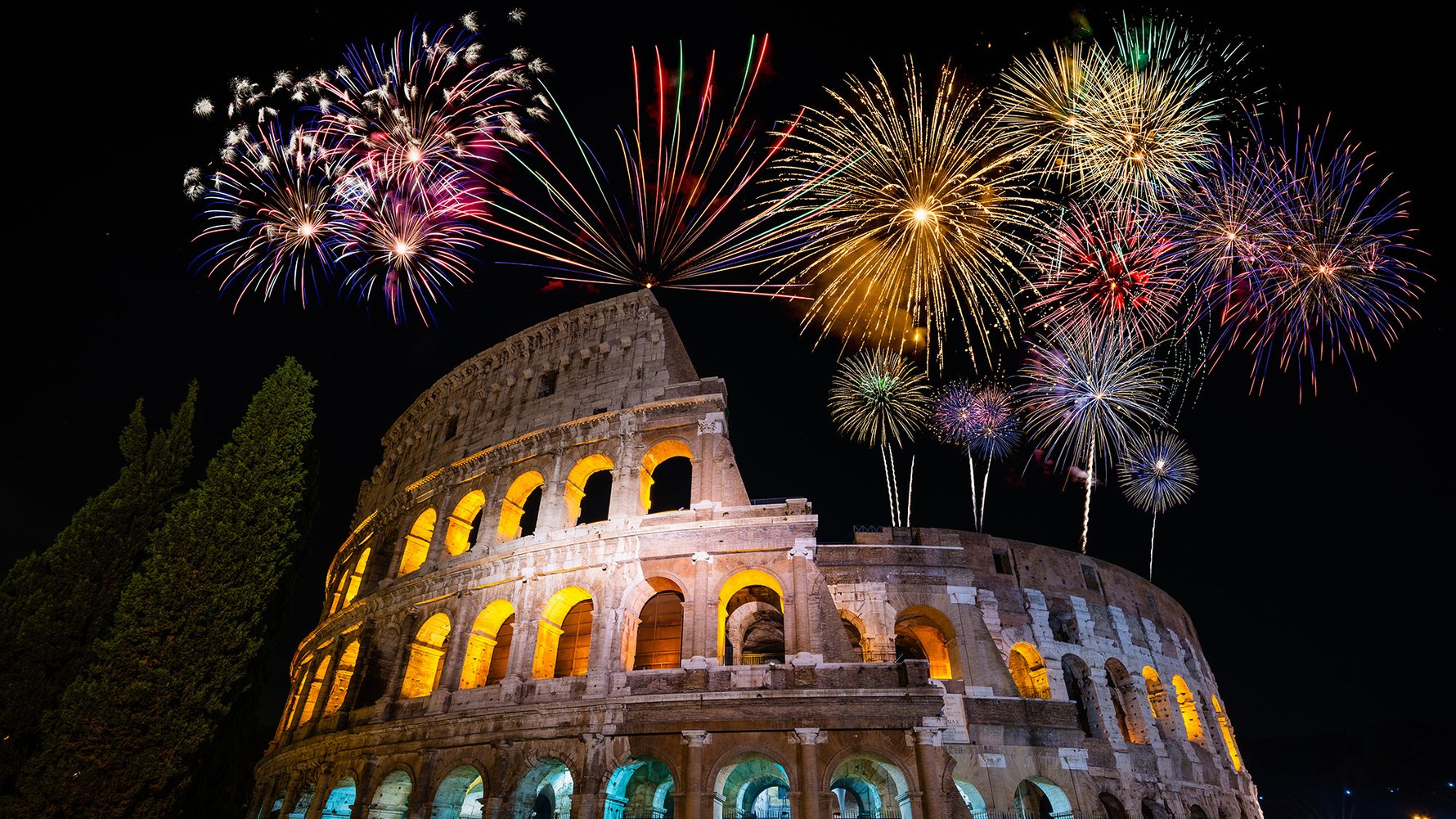 Where to Celebrate New Year's Eve 2020 in Rome