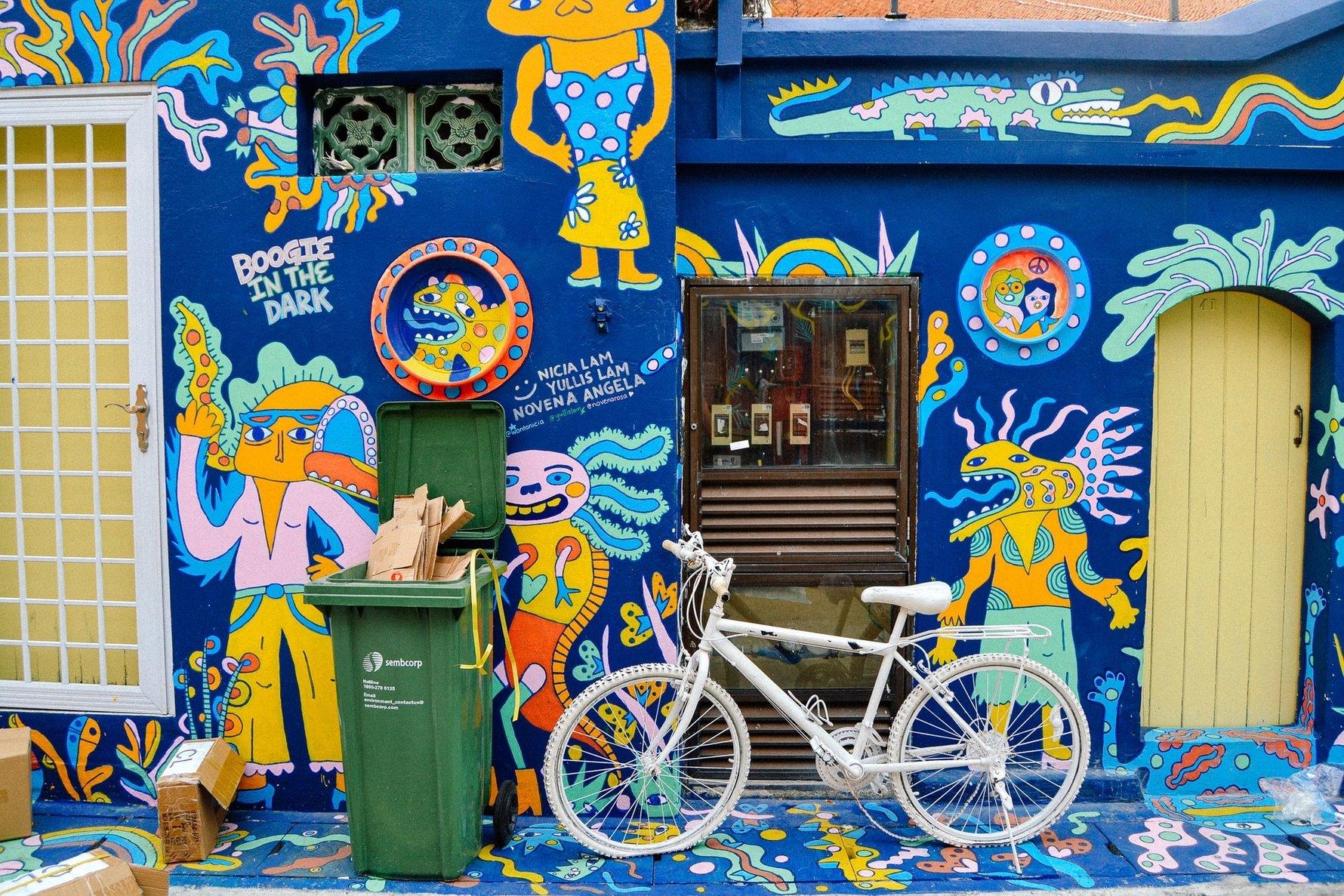 24 Hours in Singapore - Kampong Glam © thyla-jane, unsplash