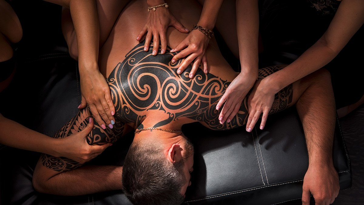 Erotic massage in Gold Coast, Queensland Australia