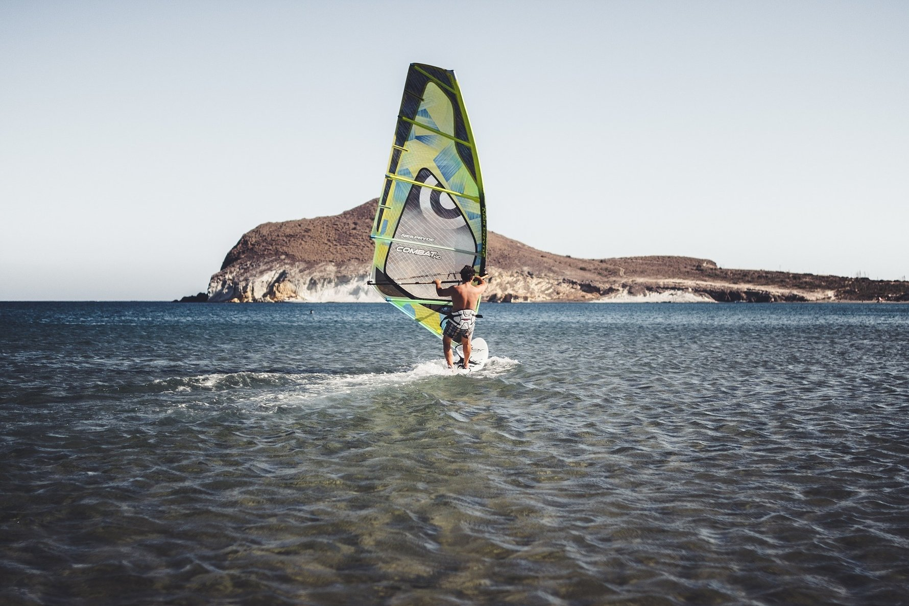 The 5 best places to windsurf in the USA © Pexels, Pixabay