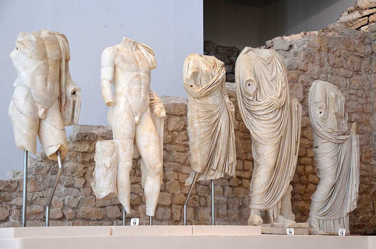 Archaeological_museum_Narona ©  CC / Carole Raddato