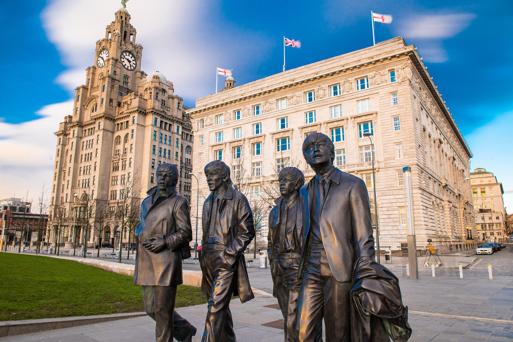 7 Places Beatles Fans Must Visit in Liverpool © Shutterstock