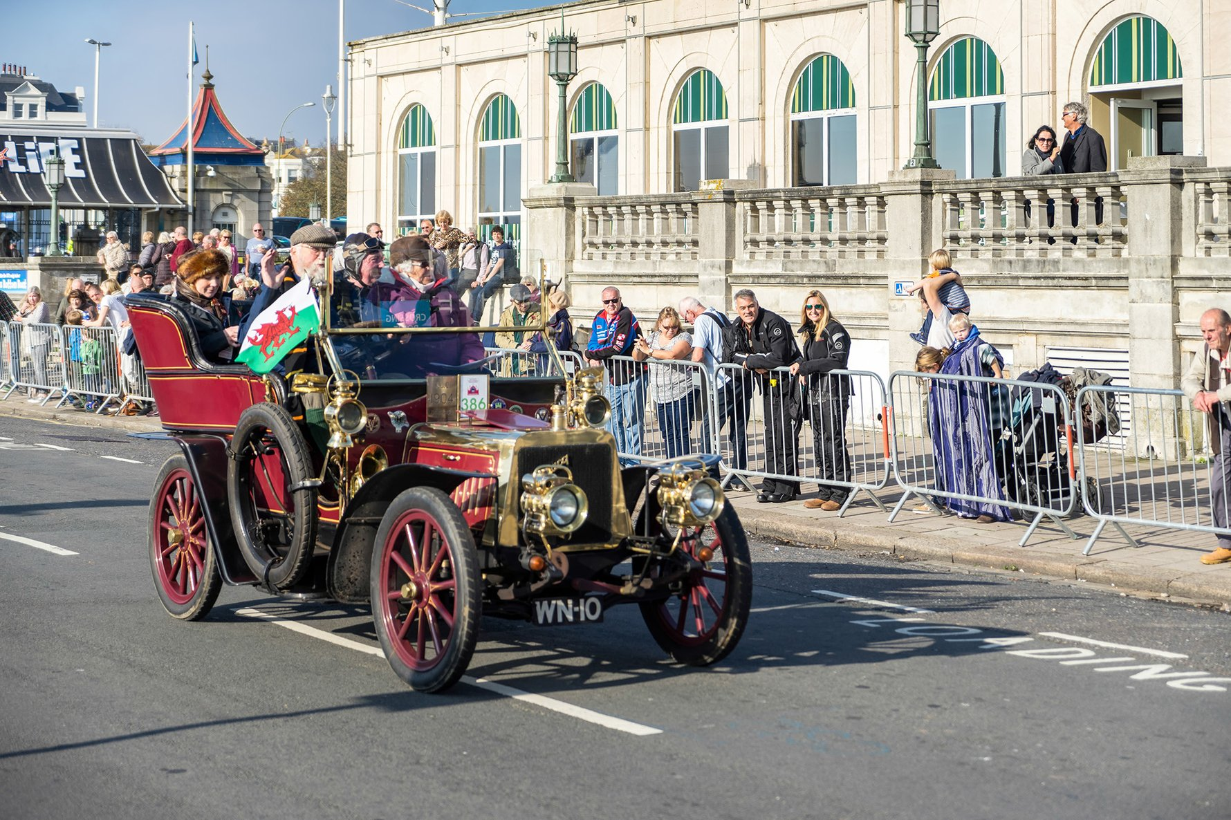 Brighton Veteran Car Run © Depsotphotos / anizza
