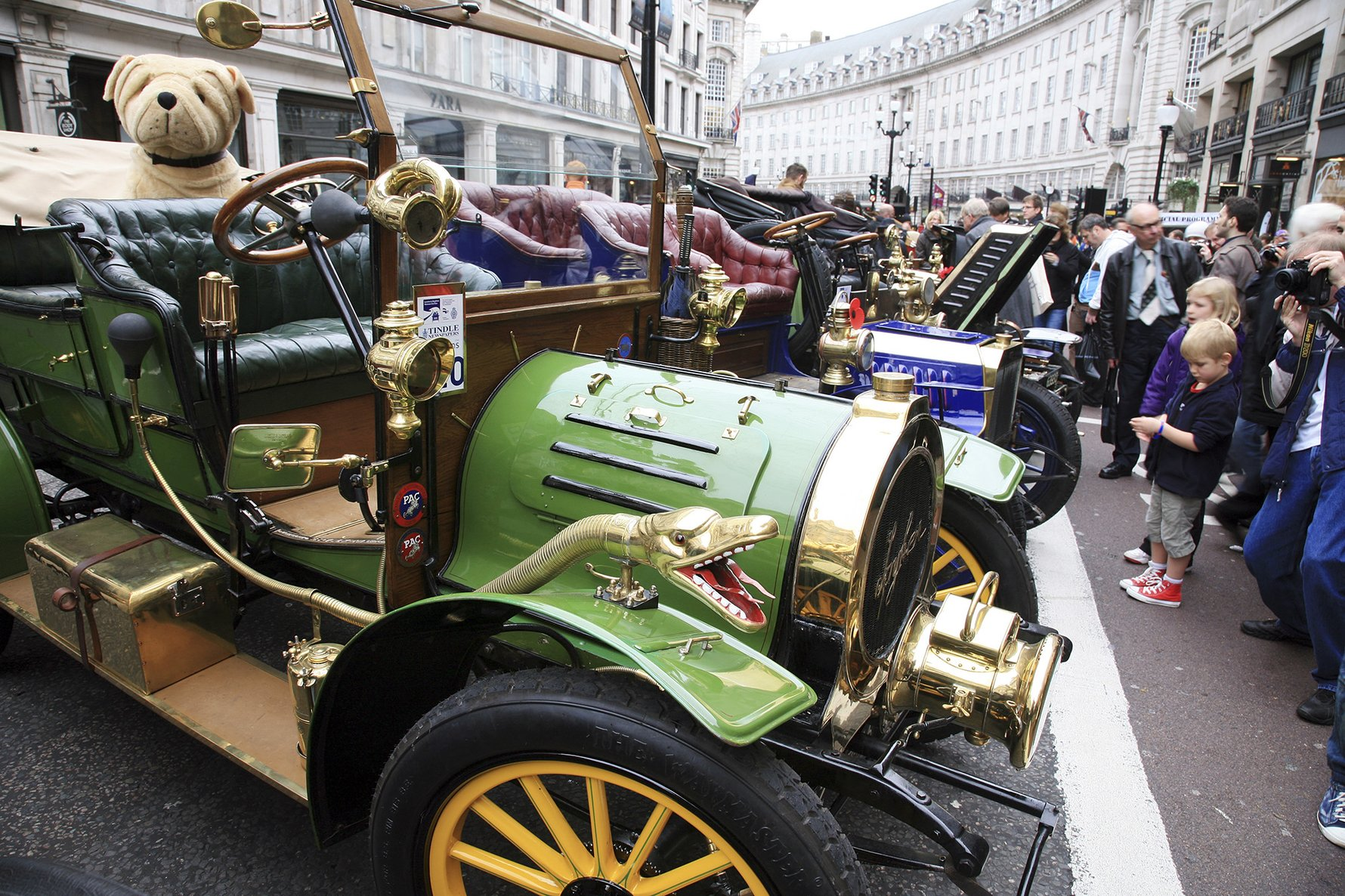 Brighton Veteran Car Run © Depsotphotos / phil_bird