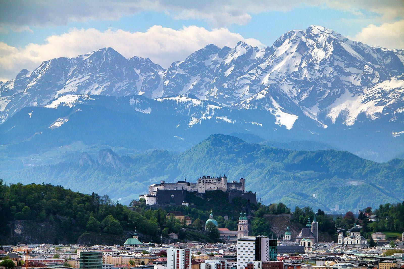 A Guide to Europe's Best Casinos - Salzburg