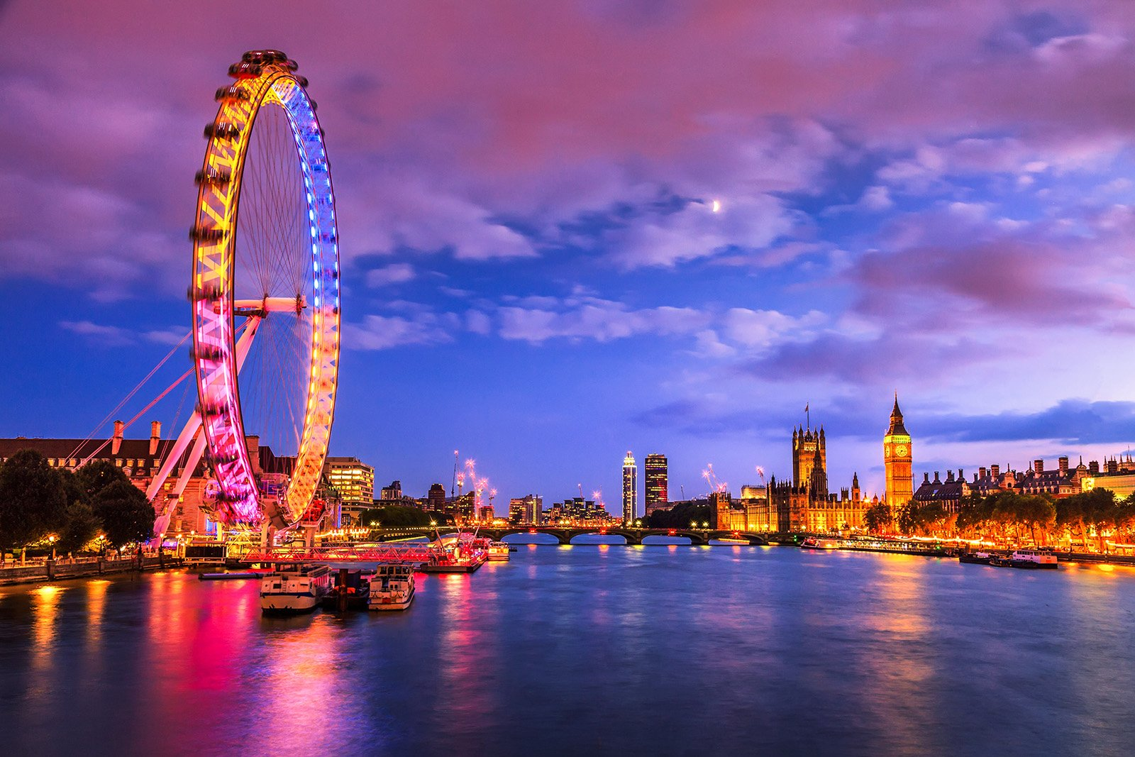 Best Casinos in London and Abroad - London © Shutterstock