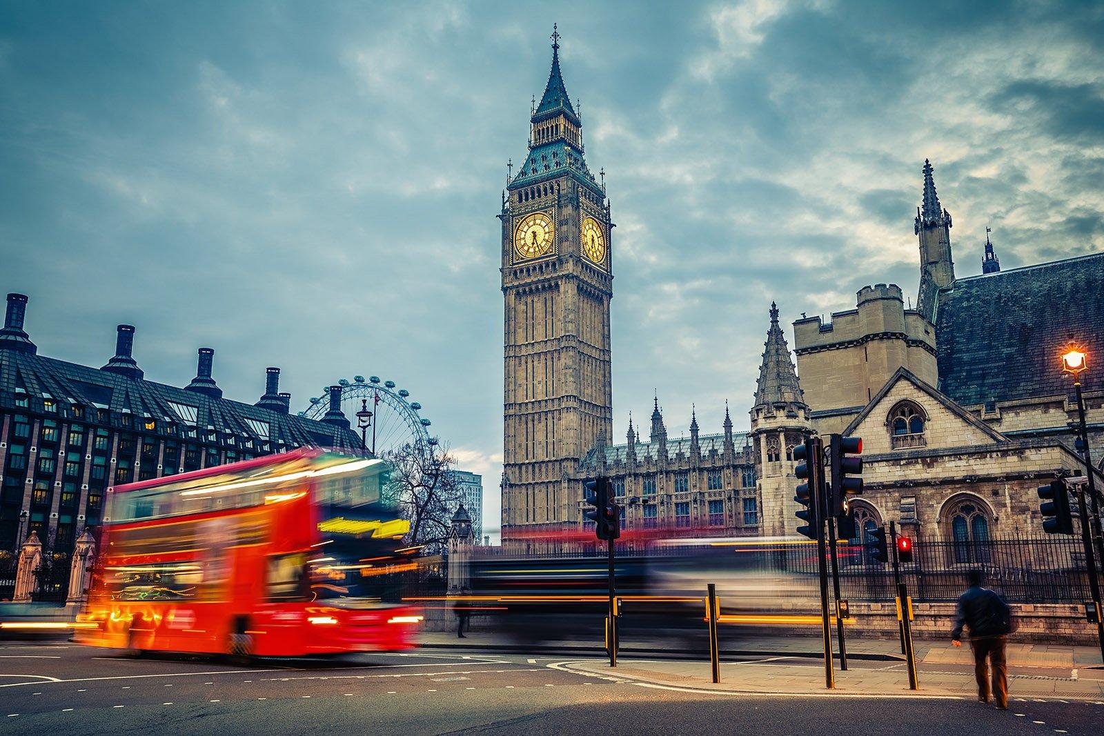 Best Casinos in the UK - London © Shutterstock