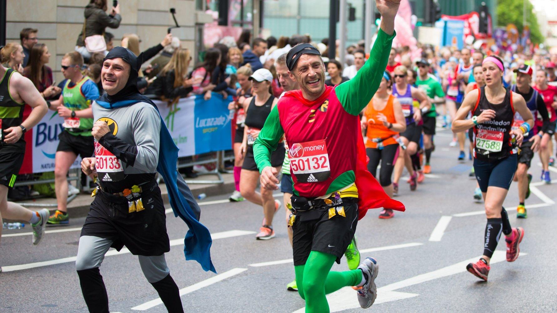 © IR Stone Shutterstock.com Marathon