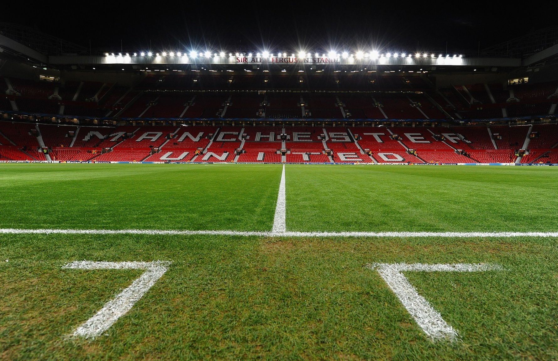 Guide to Old Trafford, Home of Manchester United in Manchester England © Jakub Mularski - Pixabay