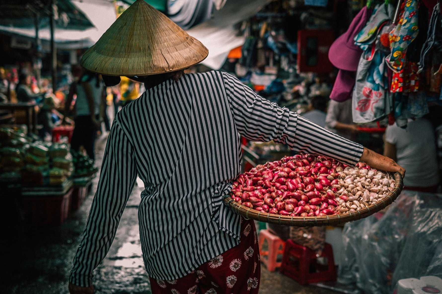 Tips for Vietnam on a Student Budget © alice-young-unsplash