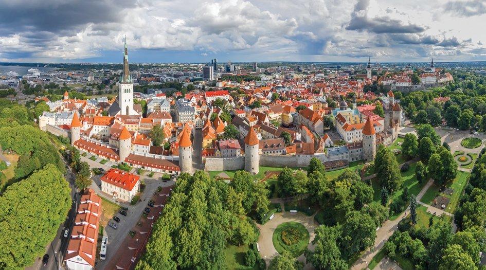 Tallinn Old Town. Photo by Kaupo Kalda. Visitestonia.com