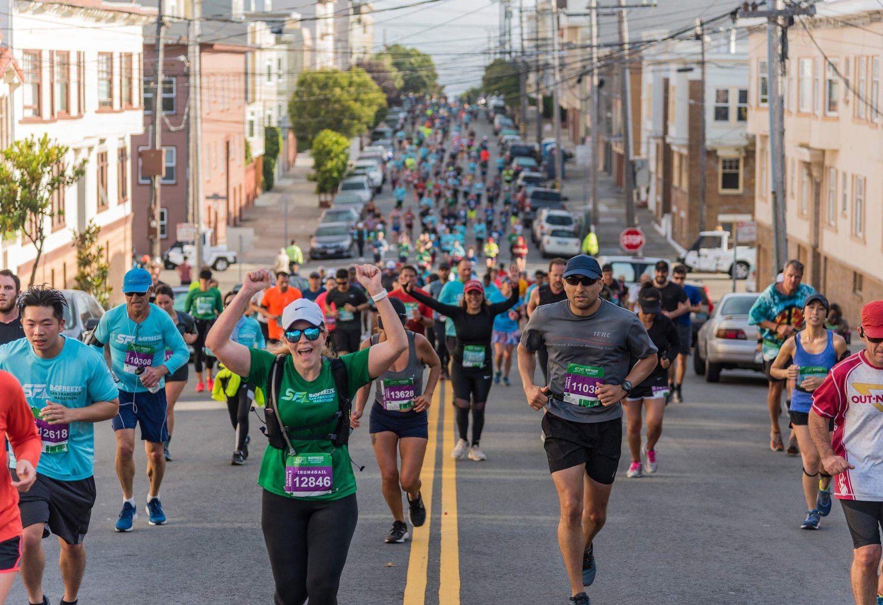 Virtual Marathon San Francisco - The San Francisco Marathon Virtual365 Tracking App (a mouthful, best just refer to it as the SFMV365 app, save that breath for the running) allows budding marathon runners across the world to take part in their own city, in their own country, in their own time zone, bridging the gap between runners in these times of social distancing, lockdowns and uncertainty. A variety of leaderboards on the app allow you to test your times against runners in your city, country, continent, age-group and more, giving real meaning to the tagline; run globally, compete locally. It isn't all just about running for running's sake either, as those posting the best times could find themselves in the running for a slot upgrade at the eventual in-person San Francisco Marathon.