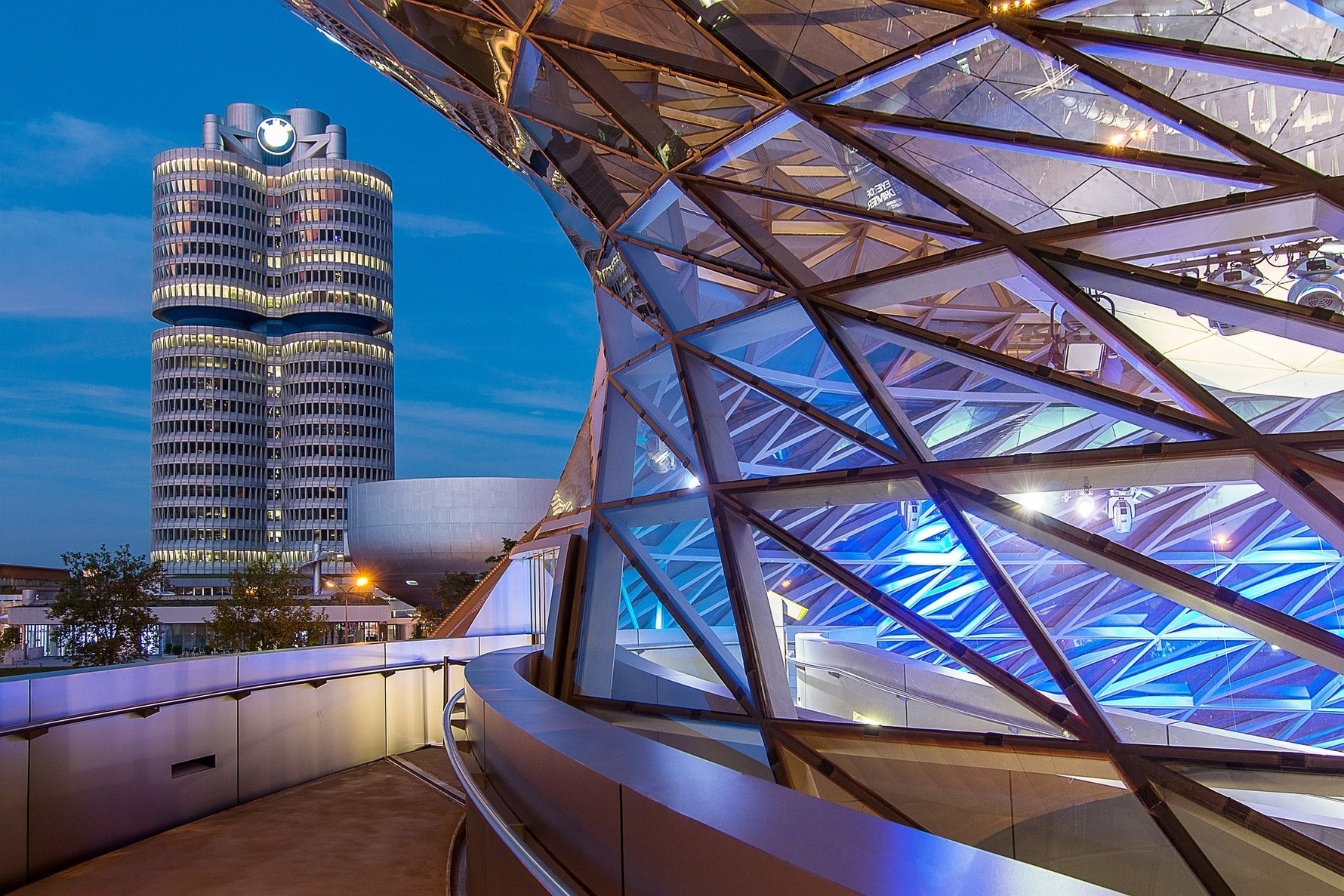 Top 5 Buildings to See in Munich