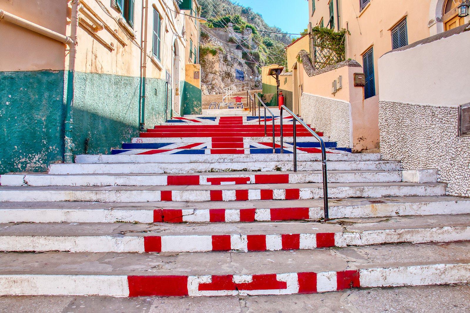 Why is Gibraltar Birtish © Juan Antonio Orihuela, shutterstock